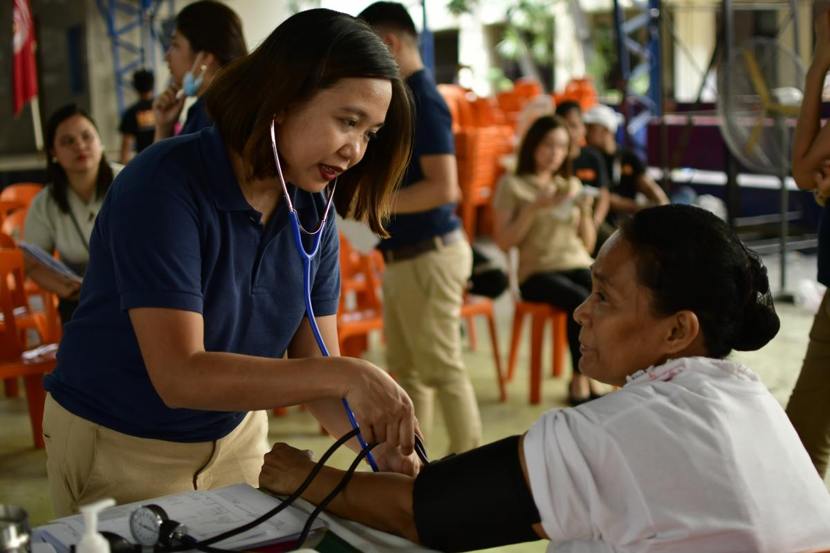 FamilyDoc at Manila Water Foundation's 2019 Global Handwashing Day program