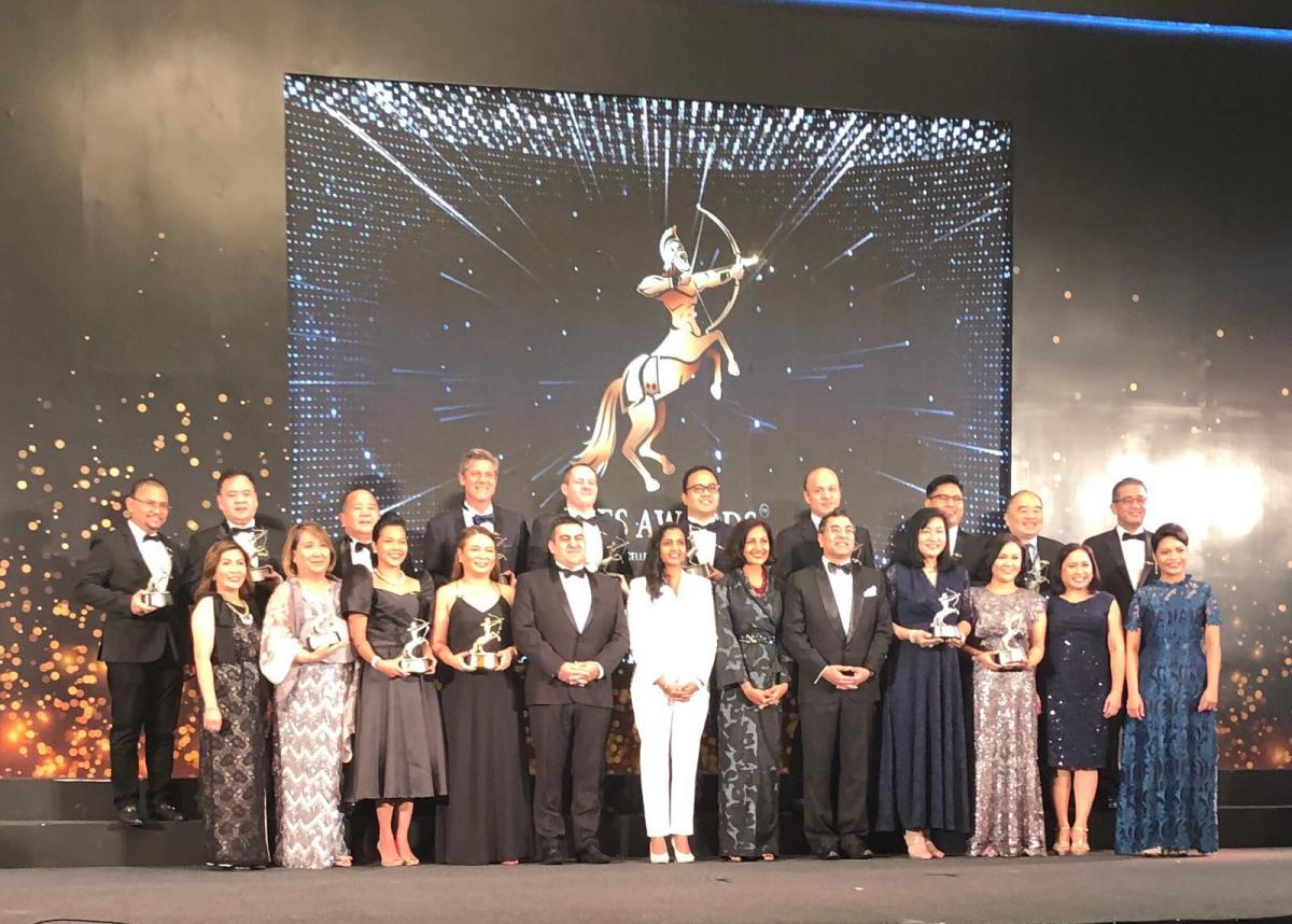 Manila Water Foundation at the ACES Awards