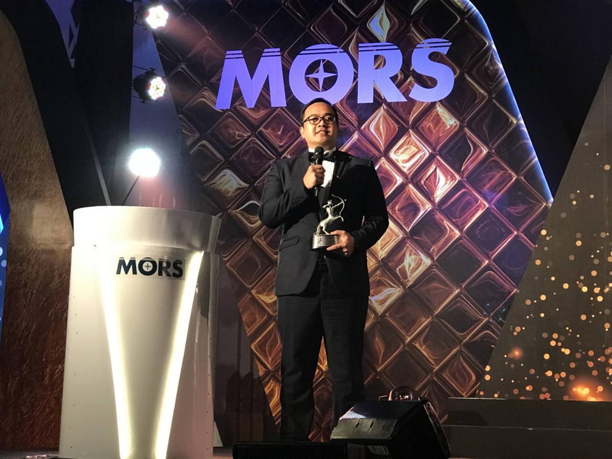 Manila Water Foundation wins big at the ACES Awards 2019