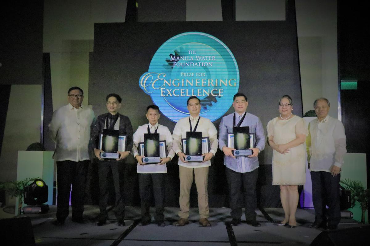 2019 Manila Water Foundation Prize for Engineering Excellence